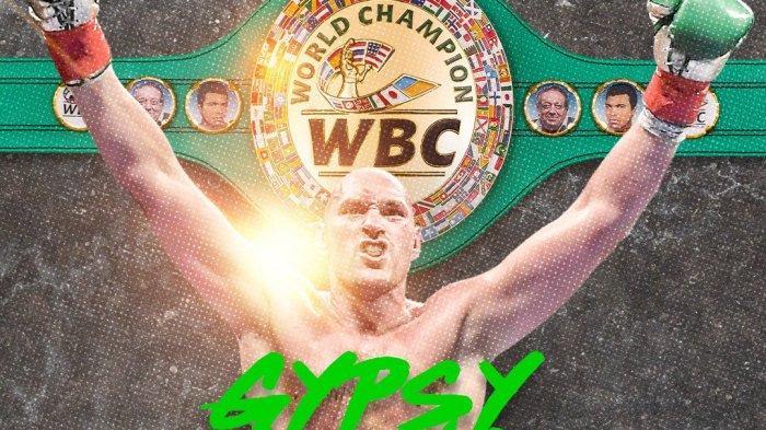 Tyson Fury kalahkan Deontay Wilder