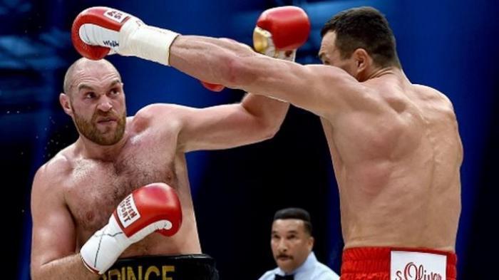 Jadwal Tinju Dunia 2021, Tyson Fury vs Anthony Joshua & Oleksandr Usyk, Pacquiao vs Crawford?