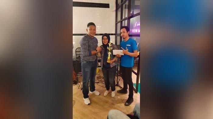 Penyanyi Asal Banjarbaru Kalimantan Selatan ini Juara Lomba Mengcover Lagu Armando