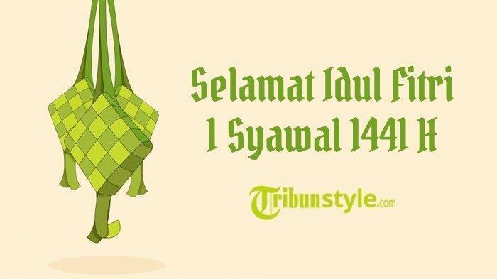 Heppy Eid Mubarak! Ini 25 Ucapan Selamat Hari Raya Idul Fitri dalam Bahasa Indonesia & Inggris