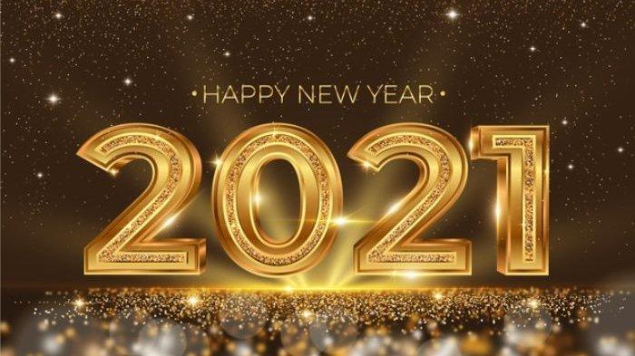 100 Ucapan Selamat Tahun Baru 2021 Bahasa Inggris Dan Indonesia Cocok Share Wa Fb Ig Twitter Banjarmasin Post