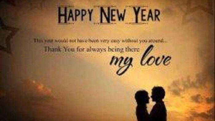 Meriahkan Malam Tahun Baru 2021 Ini, Berbagi Ucapan Selamat Tahun Baru Romantis & Happy New Year