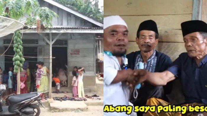 Penampakan Rumah Asli Ucok Baba di Medan, Ungkap Keadaan Saudara Kandung Usnan Batubara