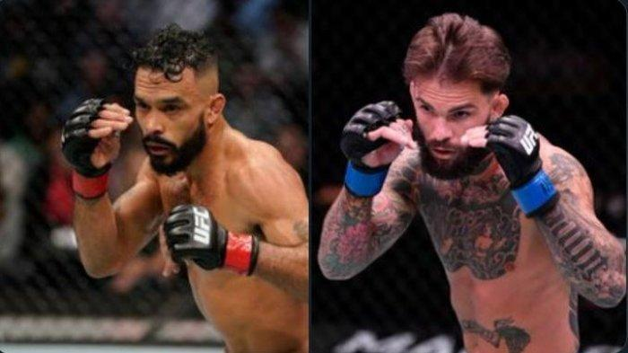 Link Nonton Live Streaming UFC Hari Ini di TV Online Fox Sports 2, Rob Font vs Cody Garbrandt