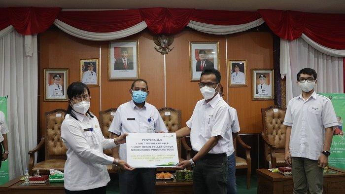 PT Makmur Sejahtera Wisesa (MSW) dan PT. Tanjung Power Indonesia (TPI) lakukan kegiatan uji coba Co-firing 1.000 Kg pellet sampah organik di PLTU MSW bekerjasama dengan Dinas Lingkungan Hidup.