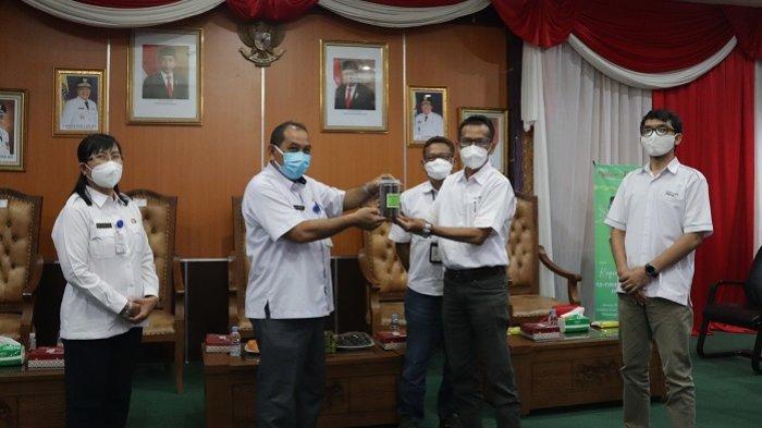 PT MSW - PT TPI Uji Coba Co-firing 1.000 Kg Pellet Sampah Organik
