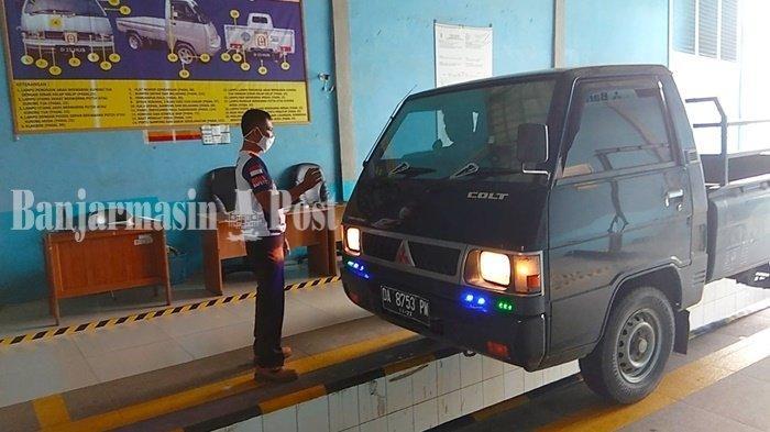 Komisi II DPRD Kabupaten Kotabaru Janji Dukung Pelaksanaan Uji Kir
