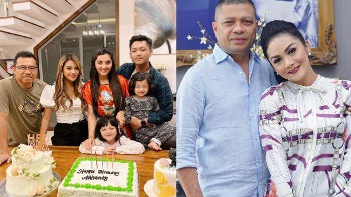 Respons Ashanty & Anang Soal Pernikahan Krisdayanti & Raul Lemos, Ayah Aurel Hermansyah Ucap Ini