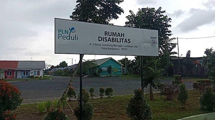 Tak Hanya Ahli Pijat, Ternyata Kompleks Disabilitas Banjarbaru Juga Dihuni Atlet Berprestasi Kalsel