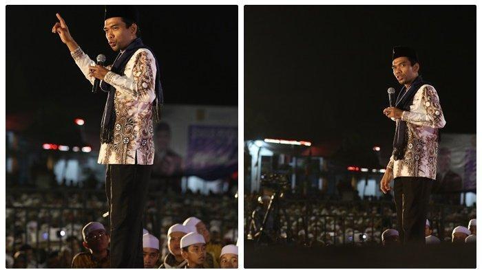 Ustadz Abdul Somad Jelaskan Hukum Gosok Gigi, Kumur-kumur Ketika Berpuasa Ramadhan 1441 H