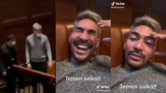 Imbas Video Viral di Restoran, Kini Robby Purba Ungkap Fakta dan Ingatkan Para Publik Figur