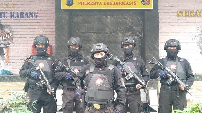 Unit Harat Polresta Banjarmasin Akan Patroli Tiap Malam Hingga Subuh