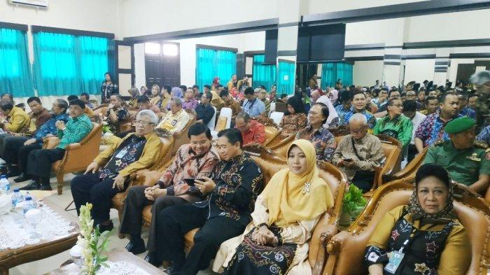 Resmi Jadi Universitas Sari Mulia, Rektor UNISM Berikan Terobosan Baru