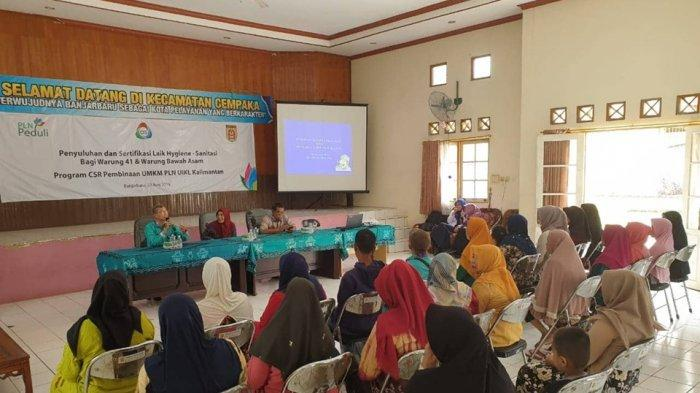 Sertifikasi Halal, Sasaran CSR UIKL Kalimantan Bidang Kuliner