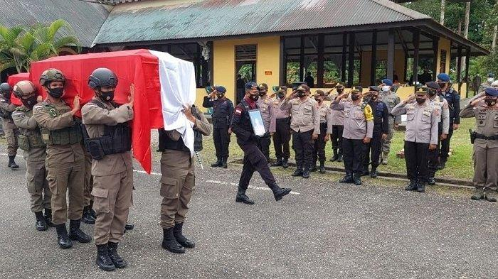 Polda Kalsel Berduka, Dua Personel Kompi 2 Batalyon B Pelopor Satbrimob Polda Kalsel Gugur di Papua
