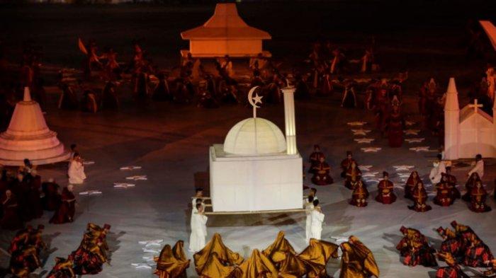 Opening Ceremony Asian Para Games 2018 - Atlet China Bawa Pesan Khusus: