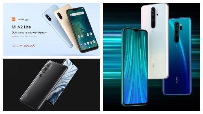 Terbaru di Februari 2020, Ini Update Harga Smartphone Xiaomi,  Redmi Note 8 Rp 1,9 juta