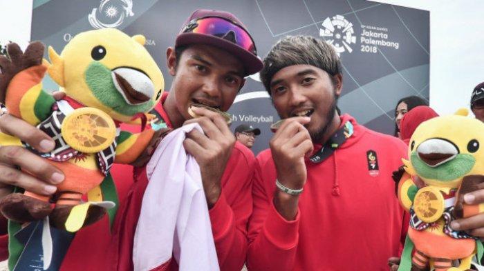 Dipastikan 5 Besar Hingga Akhir Asian Games 2018, Ini Nama-nama Peraih Medali Indonesia