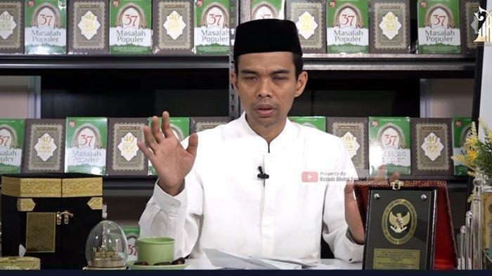 Ustadz Abdul Somad atau yang akrab disapa UAS