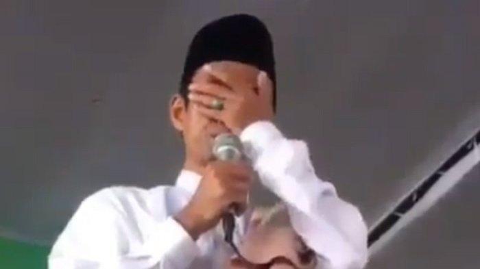 Ustadz Abdul Somad Beri Dukungan ke Jokowi-Ma'ruf Jelang Coblosan Pilpres 2019, Ternyata Ini Terjadi