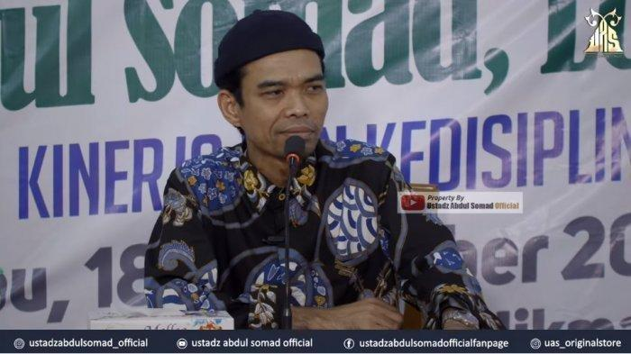 Contoh Khutbah Singkat Shalat Idul Fitri 2020 di Rumah versi Ustadz Abdul Somad, Simak Panduannya