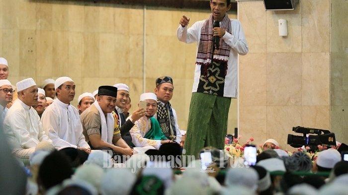 Jelang Ramadhan 1440 H, Ustadz Abdul Somad Jelaskan Soal Hukum Tradisi Mandi Belimau Sambut Ramadan