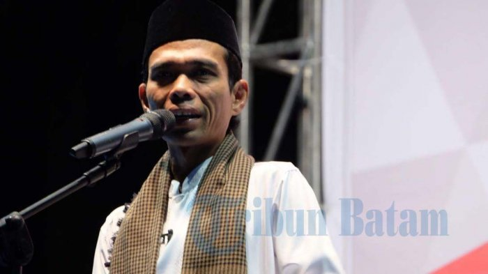 Ustadz Abdul Somad Bicara Hukum Merayakan Maulid Nabi Muhammad SAW, ini Ritual yang Diharamkan
