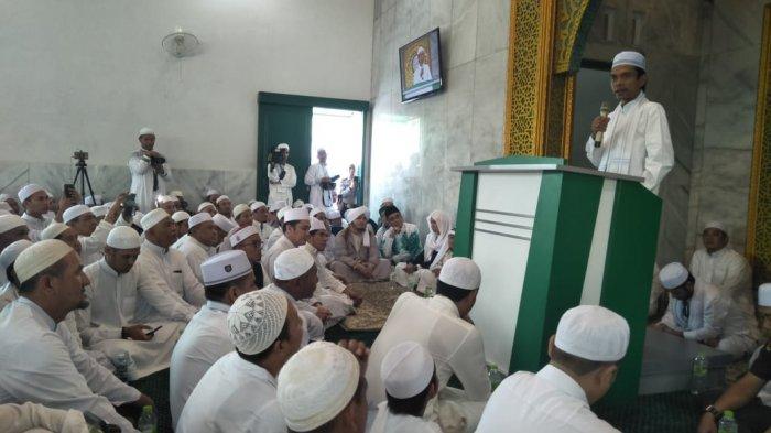 Penyebab Ustadz Abdul Somad Cuma Mau Ceramah di TVOne Selama Ramadhan 1440 H, Ustadz Adi Hidayat?