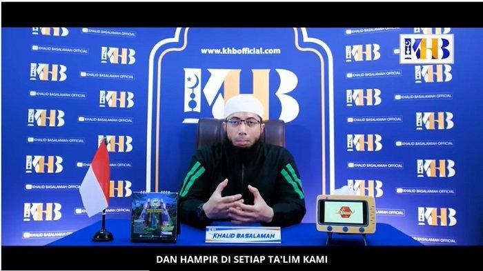 Heboh Tuduhan Melarang Nyanyikan Lagu Indonesia Raya, Ustadz Khalid Basalamah Berikan Klarifikasi