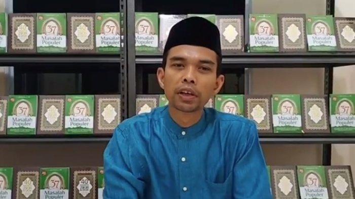 Ustaz Abdul Somad Batalkan Seluruh Jadwal Dakwahnya.