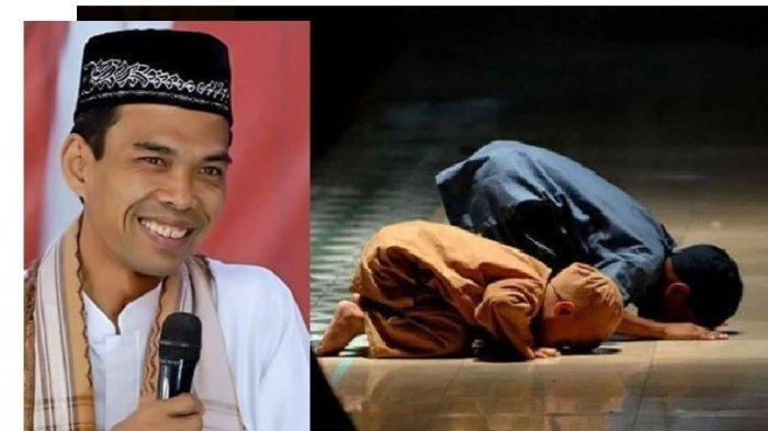 Anjuran Amalan Shalih Jelang Ramadhan 1442 H, Ustadz Abdul Somad Ungkap Kemuliaan Sholat Dhuha