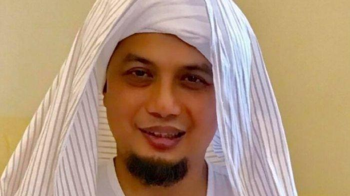 Penampakan Wajah Ustadz Arifin Ilham yang Tersenyum Saat Meninggal Dunia & Kenangan Santri Az Zikra