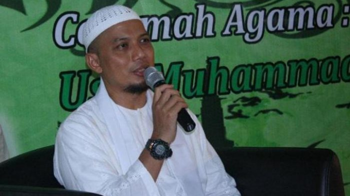Kisah Ustadz Arifin Ilham Berjuang dari Kanker Stadium 4 A dan Sembuh Dalam Waktu 2 Bulan