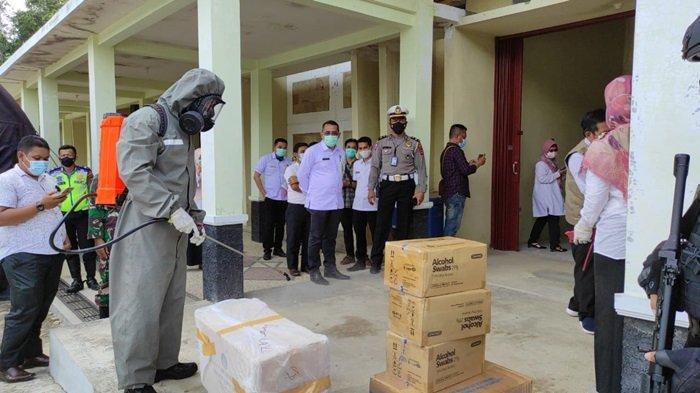 Personel Kodim 1008 Tanjung dan Polres Tabalong Besok Jalani Vaksinasi Covid-19