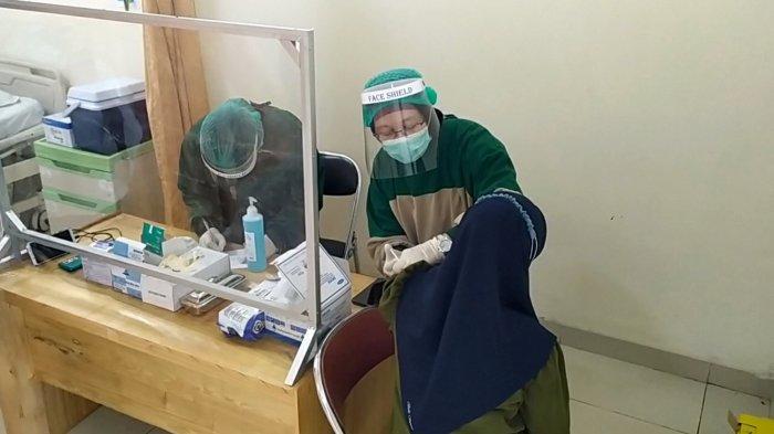 Wacana Vaksinasi Covid-19 Bagi Mahasiswa, Perguruan Tinggi di Kalsel Berharap Cepat Terealisasi
