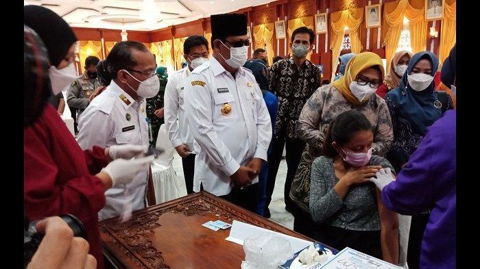 Gelar Vaksinasi Ibu Hamil, Ketua POGI Sebut 147 Ibu Hamil di Kalsel Terpapar Covid-19