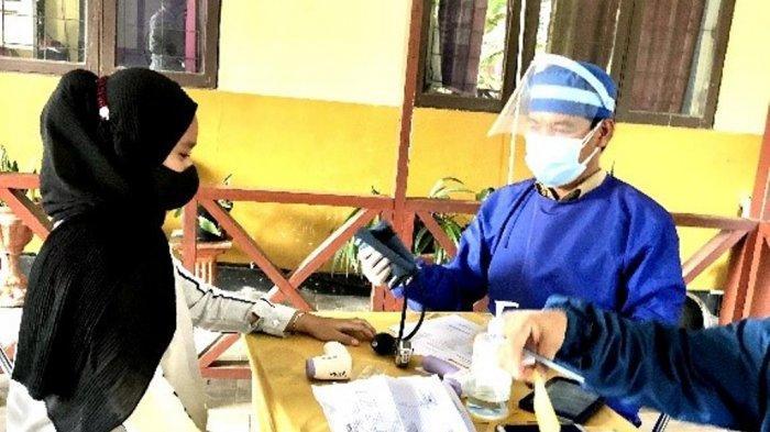 UPDK Palangkaraya Gencarkan Vaksinasi Covid-19 untuk Seluruh Pegawai dan Tenaga Alih Daya