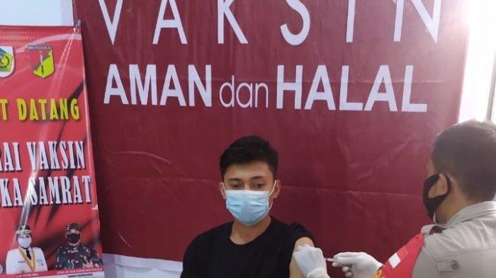 vaksinasi kembali dilakukan terhadap Pegawai dan Tenaga Alih Daya PLN UPDK Palangkaraya