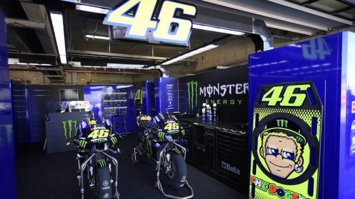 Surat 'Cinta' Valentino Rossi untuk Tim Yamaha, MotoGP Portugal Akhir dari Kebersamaan