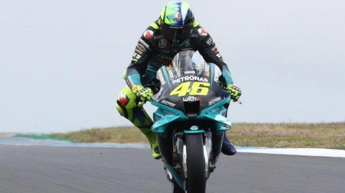 Link Fox Sports 1 & Trans7 Nonton Live Streaming FP3 & Kualifikasi MotoGP Prancis Hari Ini