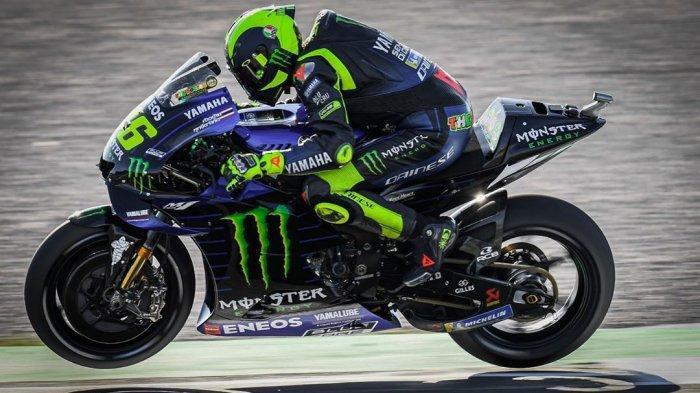 Sulit Naik Podium, Saatnya Valentino Rossi Pensiun?, Begini Reaksi Mantan Juara MotoGP