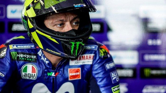 Luka Lama Valentino Rossi Muncul Usai Tragedi MotoGP Argentina 2018 yang Melibatkan Marc Marquez
