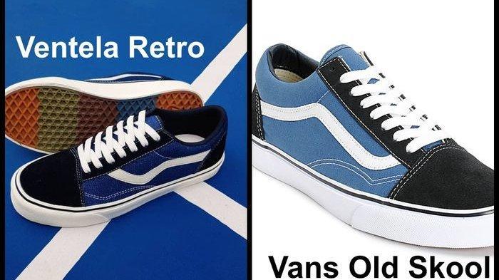 Ventela vs Vans : Ini Jawaban Ventela soal Penghapusan Unggahan oleh Vans Global