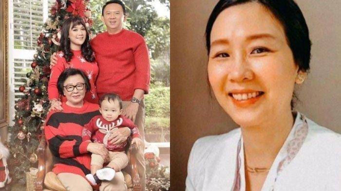 Penampilan Puput Nastiti Devi Istri Ahok BTP, Bandingkan Veronica Tan saat Hari Natal 2020