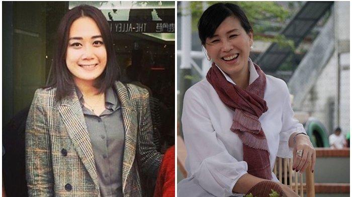 Pipi Istri Ahok BTP, Puput Nastiti Devi Jadi Sorotan, Sedangkan Veronica Tan Umbar Senyuman