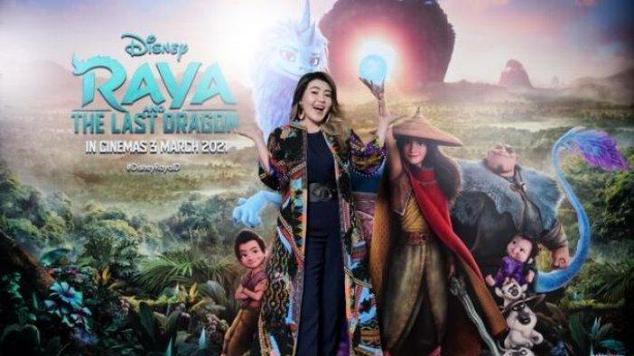 Impian Terwujud, Via Vallen Nyanyikan Original Soundtrack Disney Film Raya And The Last Dragon