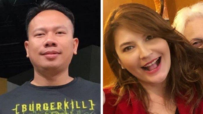 Dibongkar Raffi Ahmad, Vicky Prasetyo Goda Tamara Blezynsky Saat Pakai Baju Renang