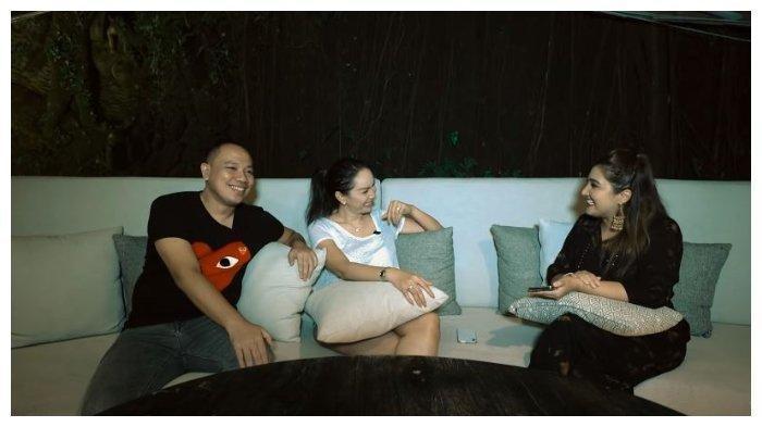 Vicky Prasetyo, Kalina Oktarani, dan Ashanty, Kamis (10/12/2020)