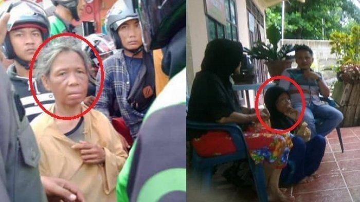 Perempuan Tua Ditampar & Dituduh Culik Anak, Kasian Irawati Jadi Korban Video Hoaks, Kisahnya Viral