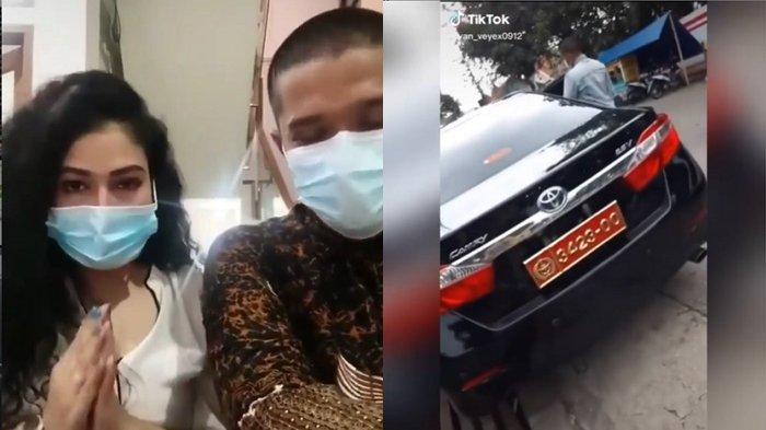Sempat Viral, Sosok Wanita Pamer Mobil Berpelat Dinas TNI Palsu Telah Ditangkap, Begini Pengakuannya